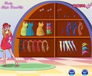 Игры для девочек с участием bratz