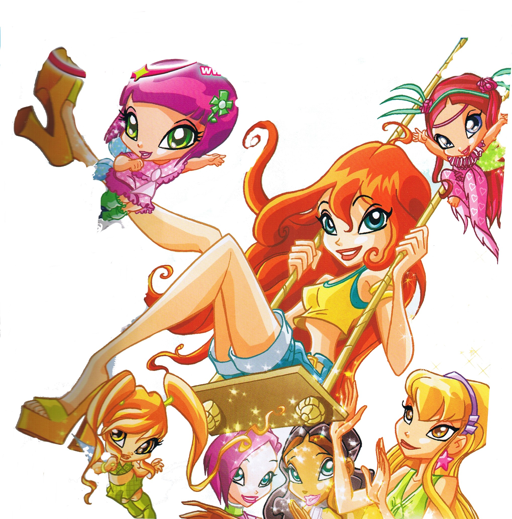 Винкс winx club bloom 236 2038x2064px 910kb