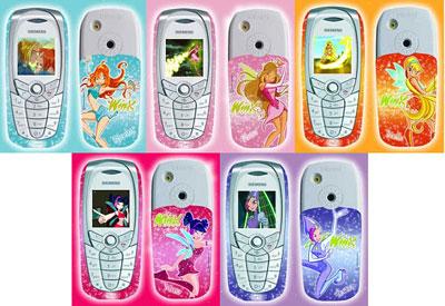 картинки на телефон винкс