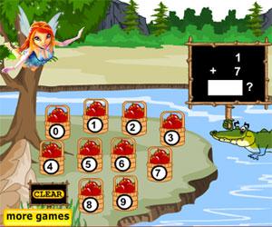 Игры Винкс Клуб (Winx Club - игры для девочек: Яблочная математика фей