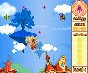 Игры Винкс Клуб (Winx Club - игры для девочек: Удивительные приключения Флору Беливикс