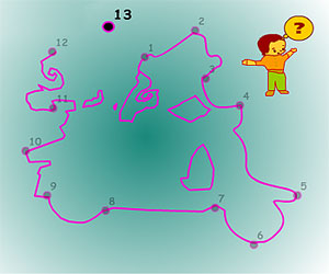 Игры Винкс Клуб (Winx Club - игры для девочек: Рисуем Винкс по точкам