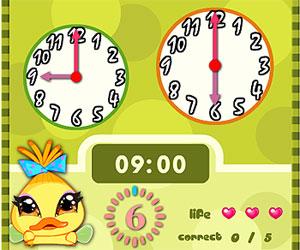 Игры Винкс Клуб (Winx Club - игры для девочек: Найди правильные часы с Викнс петц
