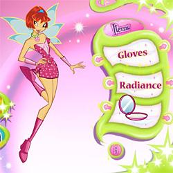 Онлайн игры Winx Club, только для девочек